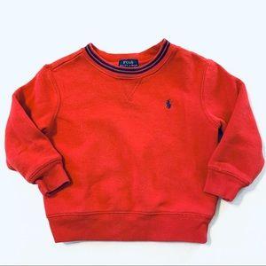 Polo Ralph Lauren Boys Toddler Sweatshirt 3T